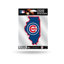 Mlb Fan Apparel Souvenirs Free Shipping Chicago Cubs Mlb Baseball Jersey Vinyl Die Cut Car Decal Sticker Sports Memorabilia Fan Shop Sports Cards Cub Co Jp
