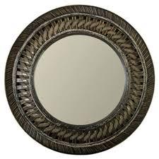 wall mirror metal frame wall mirror