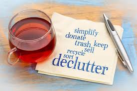 12 tips to declutter your apartment