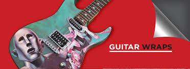 Guitar Skins Vinyl Guitar Wraps 100 Styles Rvinyl