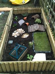 Outdoor Enclosure With Fencing Would Need A Roof Tortoise Enclosure Tortoise Habitat Turtle Enclosure