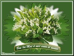Bon & Joyeux 1er Mai à vous tous & toutes !!!