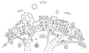 Výsledok vyhľadávania obrázkov pre dopyt mesto kresleny