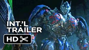Transformers: Age of Extinction Official Russian Trailer (2014 ...