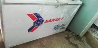 Giá Đồ Cũ - Tủ Đông Sanaky 300l Inverter