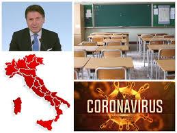 Coronavirus: scuole chiuse in tutta Italia fino al 3 aprile