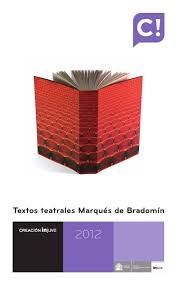 Marques De Bradomin 2012 By Instituto De La Juventud De Espana Issuu