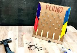 diy mini plinko the discovery