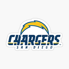 San Diego Chargers Stickers Redbubble