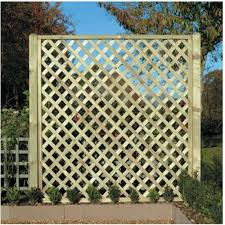 Diamond Trellis Panel 180cm X 180cm Wooden Supplies