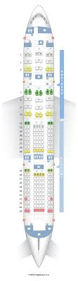 boeing 787 9 seat map american airlines