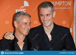 Adam Shankman & Frank Meli editorial image. Image of style - 168929675