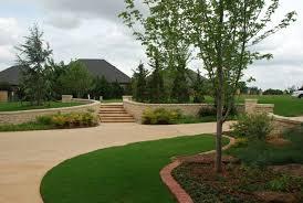 sherwood gardens landscape design