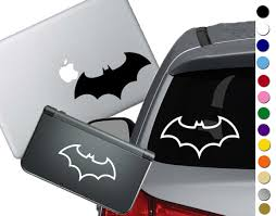 Batman Symbol Decal Sticker