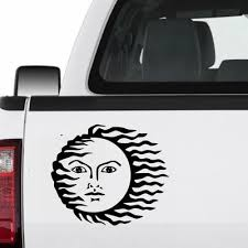 Buy Sunflower Car Decal At Affordable Price From 2 Usd Best Prices Fast And Free Shipping Joom