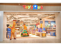 toys r us opens the doors to its first