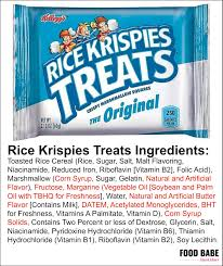 make rice krispies treats without