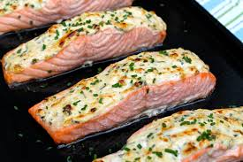 Parmesan Crusted Salmon – The Fountain ...