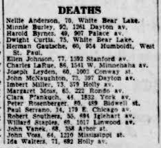 Ida Walters death 1953 - Newspapers.com