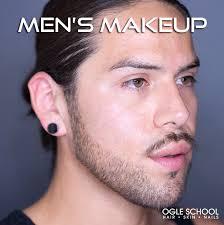 men s makeup tutorial electric neon