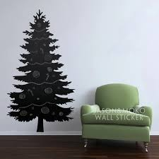 Christmas Stickers Window Tree Chalkboard Wallpaper Wall Decal Sticker Vinyl Lettering Words Bedroom Home Decoration 60 110cm Home Decor Wall Decals Stickerschristmas Stickers Window Aliexpress