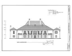 destrehan plantation drawings j