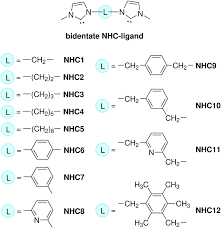 Optimizing bidentate N-heterocyclic carbene ligands for the modification of  late transition metal surfaces – new insights through theory - Physical  Chemistry Chemical Physics (RSC Publishing)