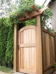 31 Creative Fence Gate Ideas For Your Home 2020 A Nest With A Yard