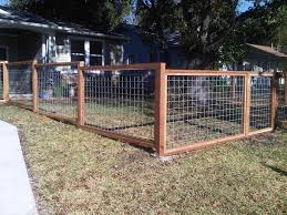 Visually Appealing Temporary Fencing Homeimprovement