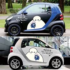 Itasha 2pcs Cute Baymax Car Vinyl Decal Auto Automobile Stickers Baymax Car Decal Cartoon Baymax Car Decal For Both Sides Stitch Car Sticker Gtin Ean Upc 600686667513 Product Details Cosmos