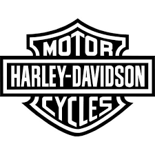 Harley Davidson Logo Decal Sticker Harley Davidson Thriftysigns