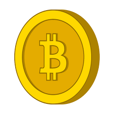 Gold Bitcoin-1592006023 | Free SVG
