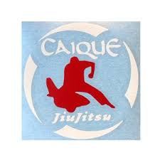 Window Sticker Caique Jiu Jitsu