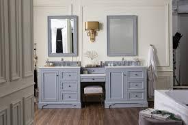 "De Soto 94"" Double Bathroom Vanity"