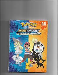 Pokemon Sun & Moon Ultra Adventures The Series DVD - Moon #Moon - Pokemon  Sun & Moon Ultra Adventures The Series DVD Price …   Pokemon, Silver moon,  Sun and stars