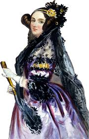Ada King Countess Of Lovelace Portrait Icons PNG - Free PNG and ...