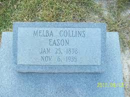 Melba Collins Eason (1898-1935) - Find A Grave Memorial
