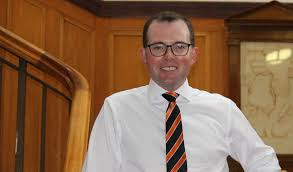 2019 Christmas message from Member for Northern Tablelands Adam Marshall |  The Armidale Express | Armidale, NSW
