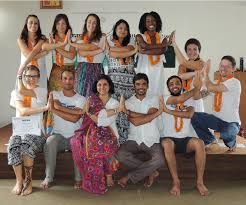 500 hour yoga teacher in