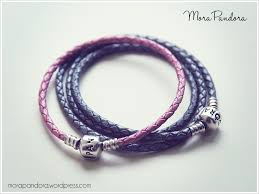 review pandora leather bracelets