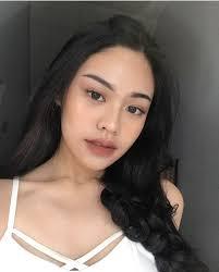 glowy makeup ulzzang indonesia asian
