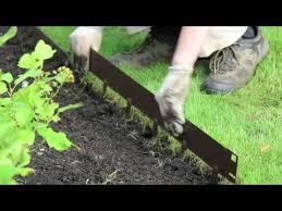 flexible metal garden edging and steel