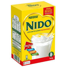 nido milk benefits