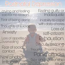 surviving postnatal depression boobie babies