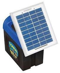 Ako Solar Panel Kit For Electric Fence 8 Buy Online In Canada At Desertcart