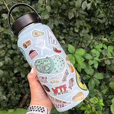 10 Cool Ways To Decorate Your Hydro Flask Popsugar Smart Living