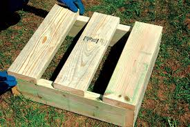 Need To Anchor Fence Posts Build A Stone Crib Hobby Farms
