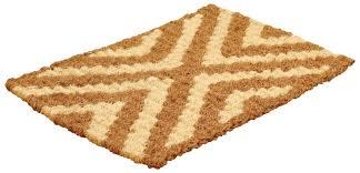 22x14 hand woven coir door mats in