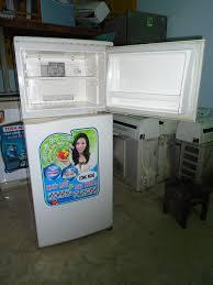 Tủ lạnh Toshiba 140l, quạt gió, tự xả tuyết - chodocu.com