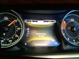 2016 jeep cherokee service transmission